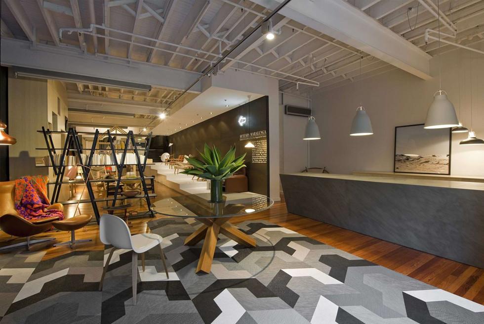 Corporate Culture, Melbourne, Australia, ARCHITECT: Inhouse, Bolon Site