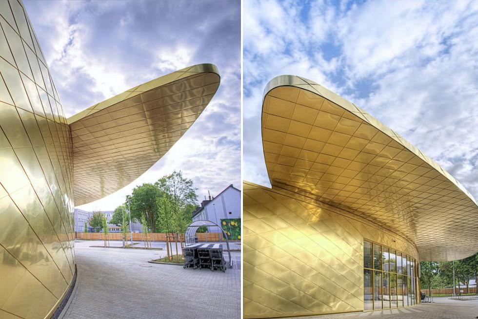 Architect: Degener Architekten, Dortmund, Photograph: KME Site