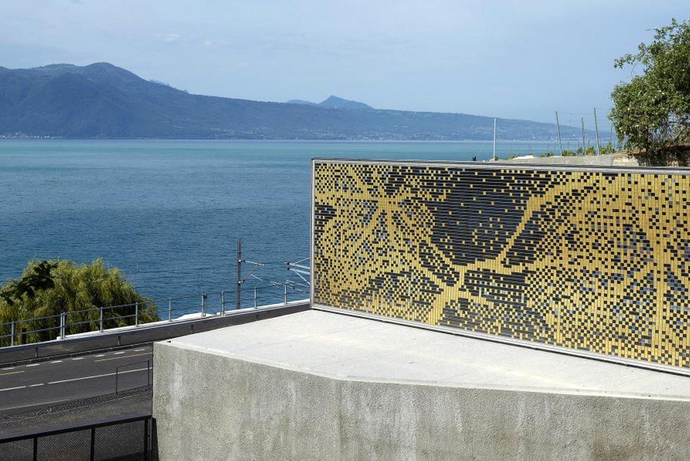 מוזיאון יין בשוויץ, Architect: Atelier D. Schlaepfer, Photograph: KME Site
